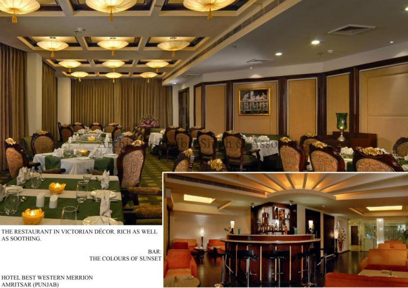 Hotel Best Western Merrion Amritsar