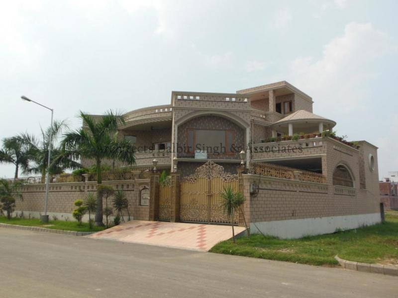 Home design architects in punjab decorative house designer in