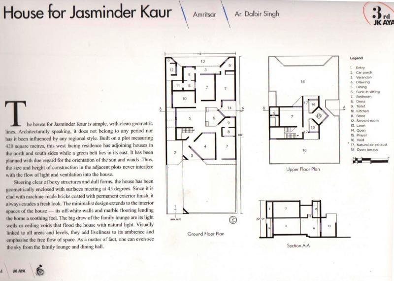 J K Awards - Architect of Year AWARDS
