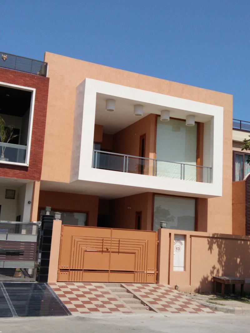 Residence Architect Punjab & Home Design Architect in Punjab Best Architect for House Design in ...