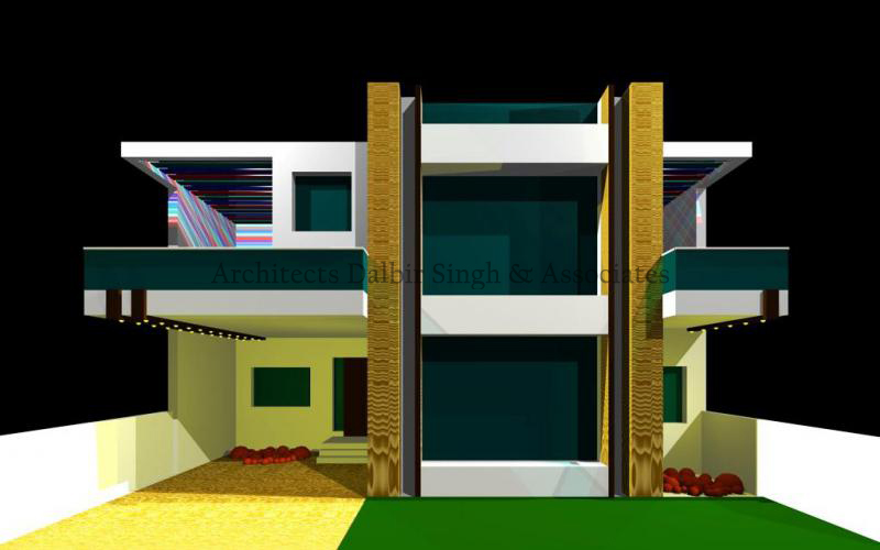 Home Architecture design India